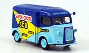 Citroen Type HY miniature lieferwagen seb 1961