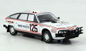 Citroen CX 2400 gti rally dakar 1981