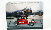 Ferrari 126 miniature 1981 CK turbo villeneuve starfighter duell