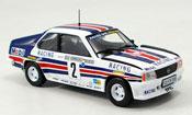 Opel Ascona A 400 no.2 rally monte carlo 1982