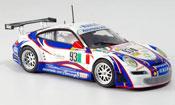 Porsche 997 GT3 RSR 2007 Autorlando Le Mans