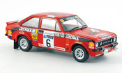 Ford Escort RS 1800  No.6 Sieger RAC Rally 1976 MK2 Minichamps