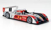 Audi R10 2007 No.2 Le Mans 2007