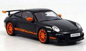 Porsche 997 GT3 RS  neroe Autoart