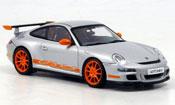Porsche 997 GT3 RS  grigio Autoart