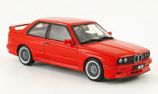 Bmw M3 diecast E30 Sport Evolution red 1990