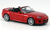 Mazda MX5 2006 MX 5 red RHD
