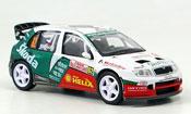 Skoda Fabia WRC evo ii no.62 kopecky
