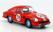 Miniature Panhard DB HBR 1959  4 No.59 Faucher Laffargue Le Mans