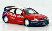 Citroen Xsara WRC 2005 no.2 sainz marti rally turkei