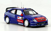 Citroen Xsara WRC 2006 no.1 sieger rally japan