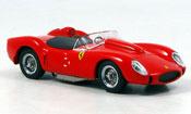 Ferrari 250 TR 1958 testa rossa rosso