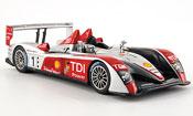 Audi R10 2007 TDI No.1 Sport 24h Le Mans
