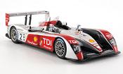 Audi R10 2007 TDI Sport No.2 24h Le Mans