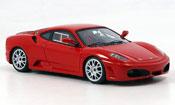 Ferrari F430 Challenge street red