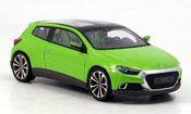 Volkswagen Scirocco   iroc green (1. scirocco iii studie) 2006 Norev