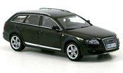 Audi A6 Allroad gray 2007