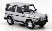 Mercedes Classe G grigio SWB 3turer