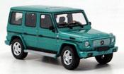 Mercedes Classe G LWB verde