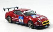 Maserati Grandsport trofeo no.9 nurburgring 2006