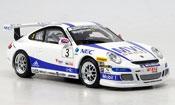 Porsche 997 GT3 Cup 2007 Araxa Racing