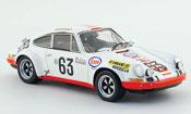 Porsche 911   S No.63 Le Mans 1971 Spark 1/43