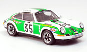 Porsche 911   S No.35 Le Mans 1971 Spark 1/43
