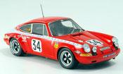 Porsche 911   S No.34 Le Mans 1971 Spark 1/43