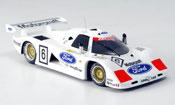 Ford C100 miniature No.6 Le Mans 1982
