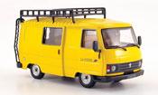 Miniature La poste Peugeot J9 la poste (fr) 1987