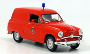Simca Aronde   lieferwagen pompiers Norev