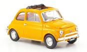 Fiat 500 L orange 1968