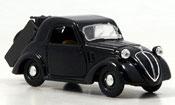 Fiat Topolino black 2007