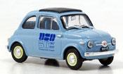 Fiat 500 50 Jahre Unione Sportiva Oltronese 1959