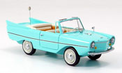 Amphicar Cabrio miniature turkis 1961
