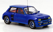 Renault 5 Turbo  i blue 1982 IXO