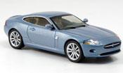 Jaguar XK Coupe  blue 2005 IXO