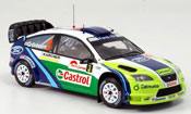 Ford Focus miniature RS WRC No.3 Gronholm Rally Japan 2006