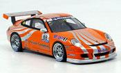Porsche 997 GT3 Cup 2006  orange Autoart
