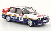 Bmw M3 E30  Tour de Corse B.Beguin  J.J. Lenne 1987 MCW