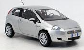 Fiat Grande Punto gray 2007