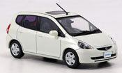Honda Jazz Fit  white