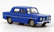 Renault 8 Gordini  blu 1964 MCW