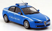 Alfa Romeo 159   police 2006 Edison