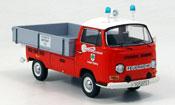 Volkswagen Combi t2a bus berufspompier stadt furth