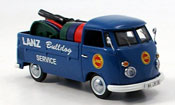Volkswagen Combi t 1 lanz bulldog service