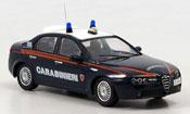 Miniature Alfa Romeo 159   carabinieri 2007
