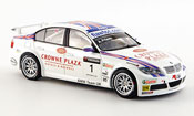 Bmw 320 WTCC  Priaulx Team UK WTCC 2007 Minichamps