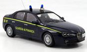 Alfa Romeo 159 guardia di finanza 2007