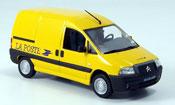 Citroen Jumpy miniature la poste (fr) 2004